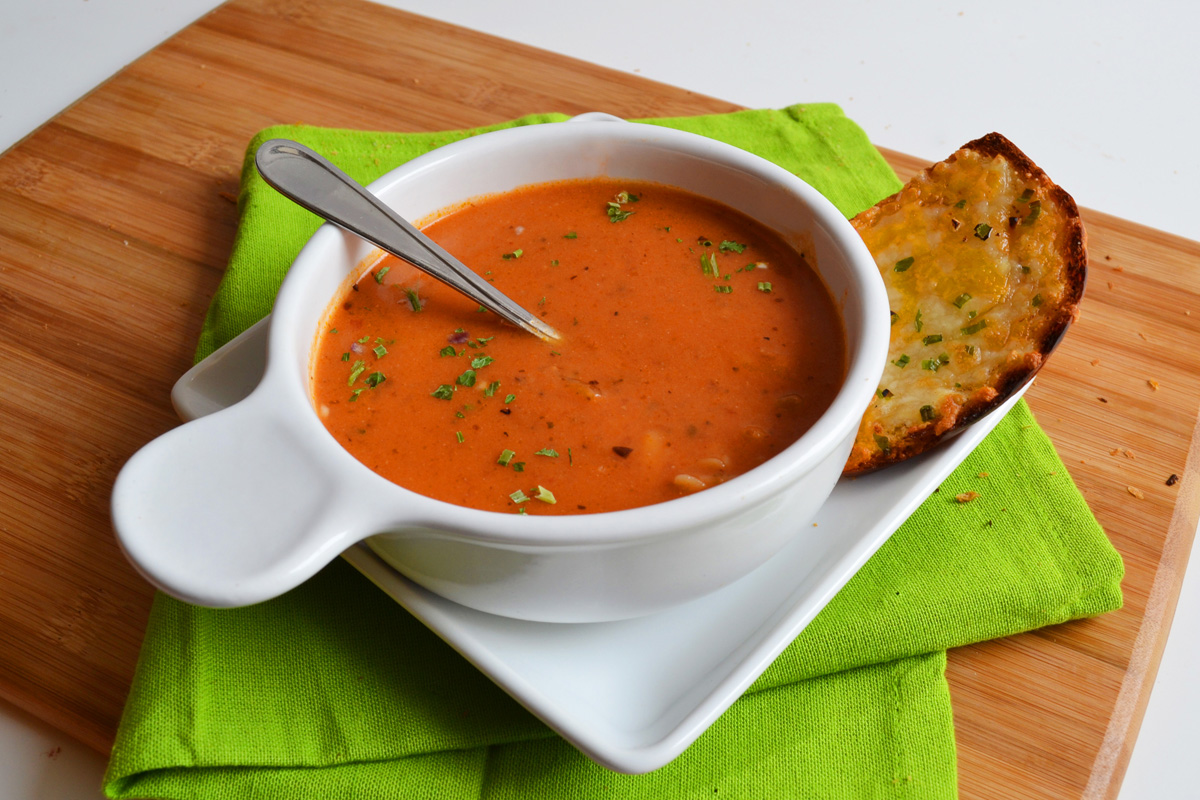 Geyikli Usulü Tarhana Çorbası