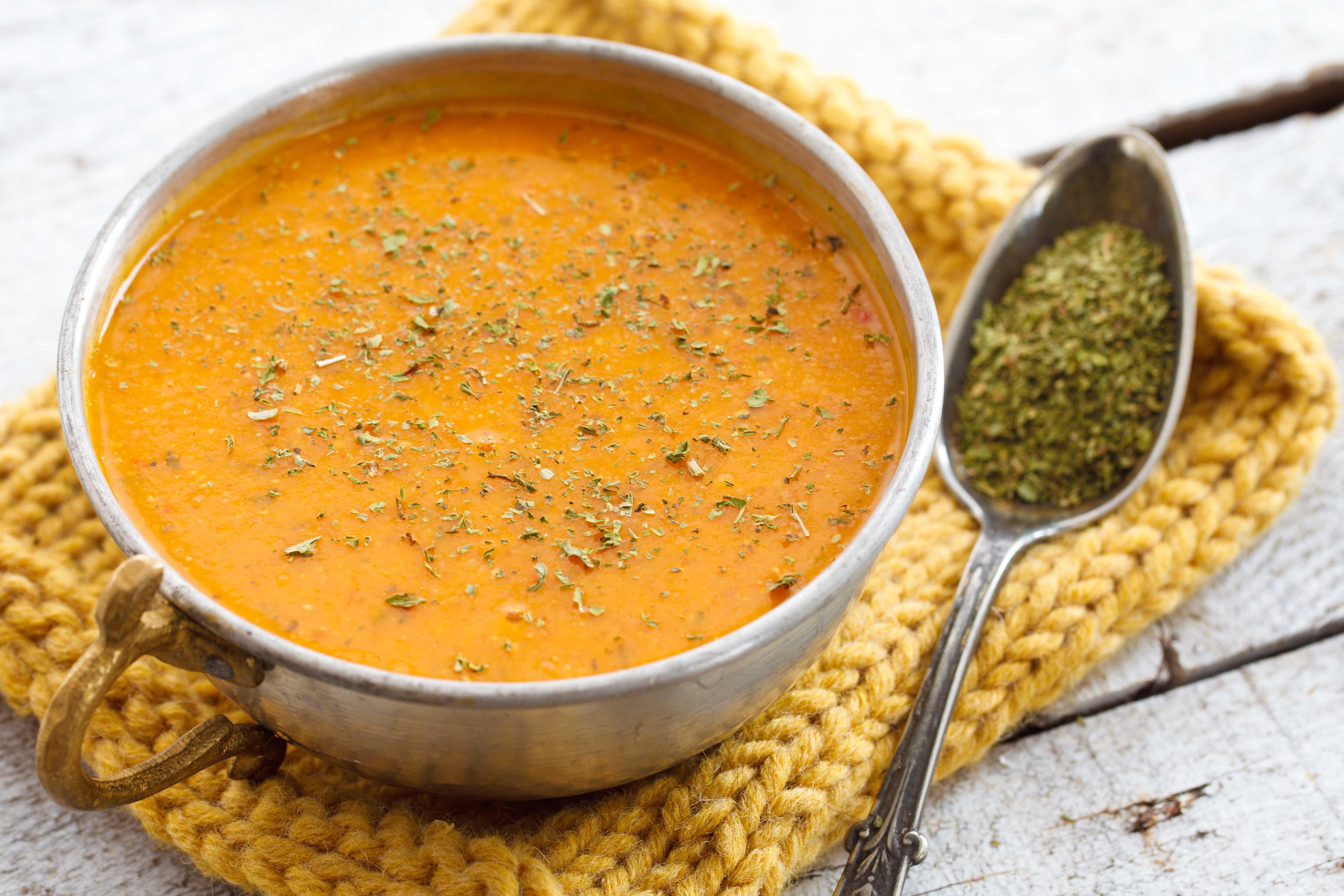 Zeytinyağlı Ezogelin Çorbası